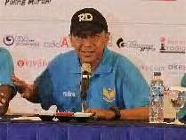 Rahmad berdebat dengan PSSI soal kebebasan memilih pemain dalam skuadnya